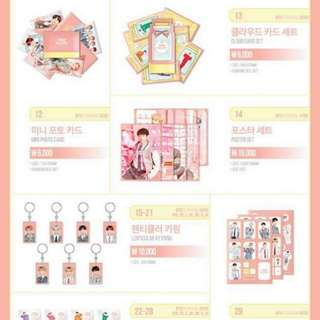 Extra Stocks for BTS 4th Muster MD