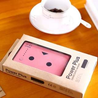 Pink battery charger