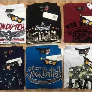 Vondutch shirts