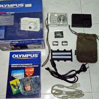 Olympus FE-5500