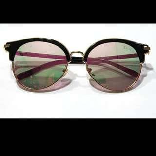 Fashion Sunglasses Dior (Pink-Black)