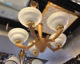 5 arm classic chandelier H00020/5