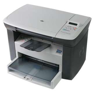 Print Scan Copy HP Laser Jet M1005 MFP