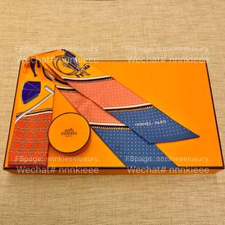 100% Authentic & Brand New Hermes Twilly - Single 4