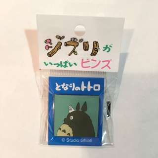 [Studio Ghibli] Totoro Pin