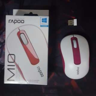 Wireless mouse brand new(rapoo 1000dpi)