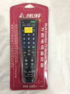 Jinling Multi-function TV Remote