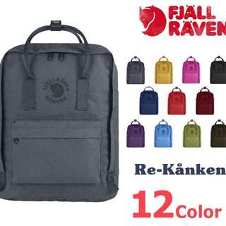 100% AUTHENTIC Re-Kanken Classic bag