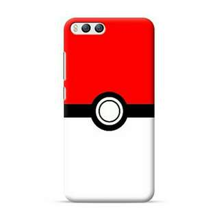 Pokemon Go Poke Ball Xiaomi Mi 6 Custom Hard Case