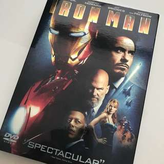 DVD - Iron Man 1