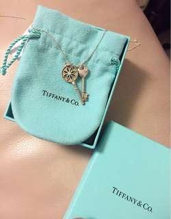 Tiffany & Co. 全新頸鏈