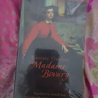 Madame Bovary by Flaubert