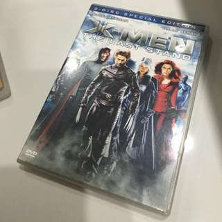 DVD - X-Men, The Last Stand
