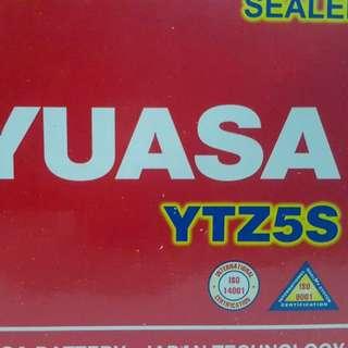 Yuasa battery BRAND NEW