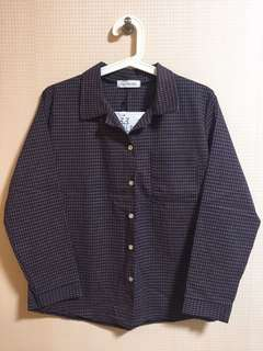 Aland checked shirt