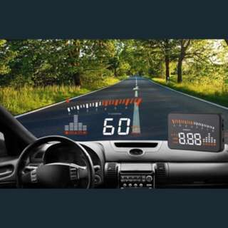 Excelvan x5 HUD projector head up display ( used less than a month )
