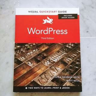 WordPress: Visual QuickStart Guide 3rd Edition