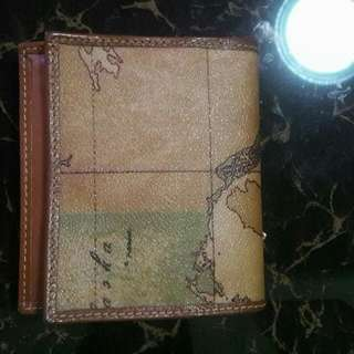 Authentic Alviero Martini wallet