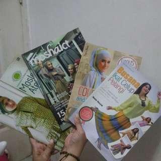 Buku fashion hijab