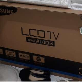 Jual TV Samsung LCD 32 inch rusak