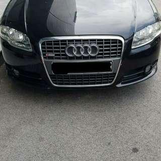Audi A4 SG