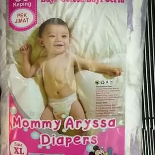 MOMMY ARYSSA DIAPERS