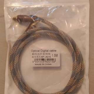 喇叭光纖線 1.5m