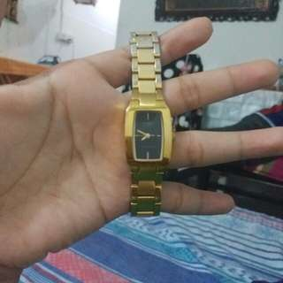 Casio Watch Gold