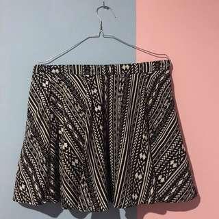 BERSHKA short skirt