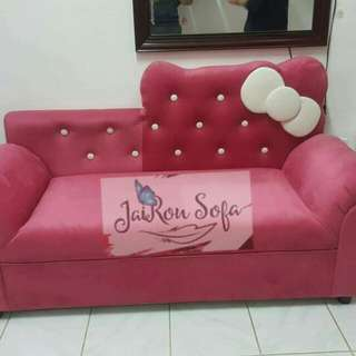 Hello kitty sofa
