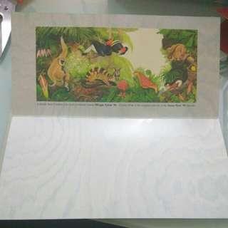 Wild Life Stamps Week 1996