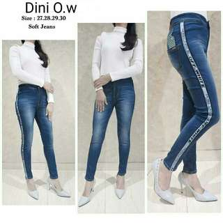 Lwp highwaist dini offwhite pants