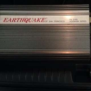 Earthquake PA-2150 (Old School) Amplifier