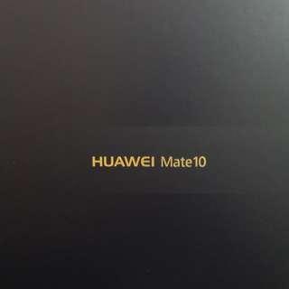 99%新 huawei mate10 4+64 衛訊行貨
