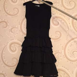 Red Valentino cocktail dress