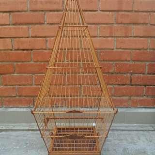 Tengah 15 Sticks Jambul Cage