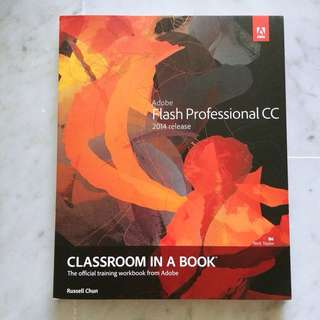 Adobe Flash Professional CC Classroom in a Book 2014 release