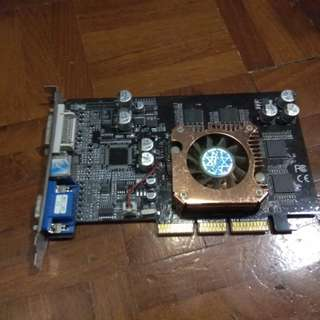 Fx5500 display card