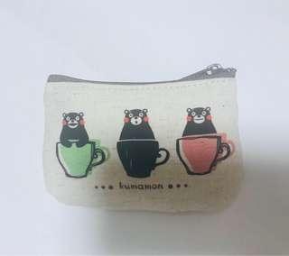 全新 熊本熊 kumamon 散紙包