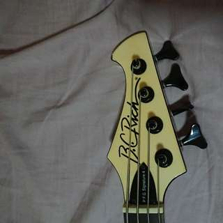 BC Rich P.F.G Signature Bass