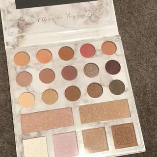 100% new Carli Babel Deluxe Edition Palette