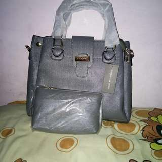 Tas Charles n Keith New