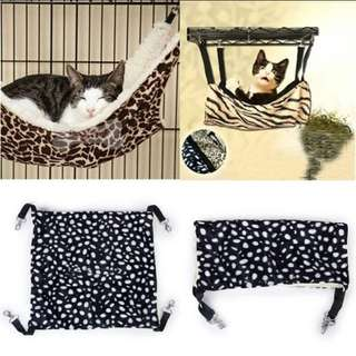 Cat And Dog Hammock