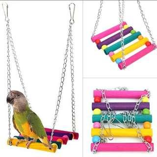 Bird / Sugar glider hanging bridge