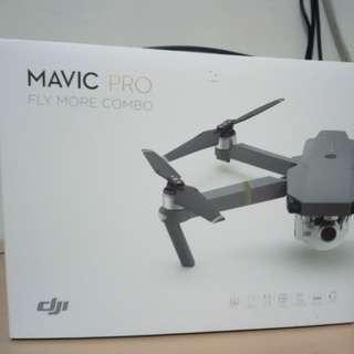 Mavic Pro 全能套裝