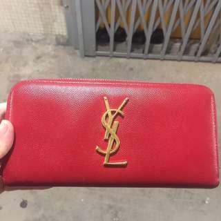YSL wallet ($980不議)