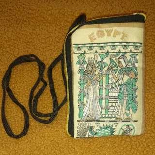 [包郵]刺繡電話袋Embroidered mobile phone bag