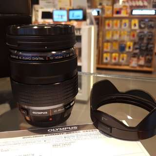 Lens Olympus 12-40 f2.8 pro