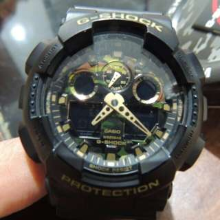 G-Shock Protection WR20BAR (Used Once)