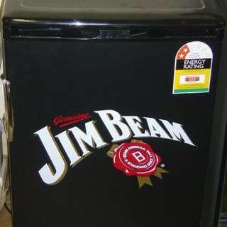 Jim Beam Bar Fridge Kelvinator 128L $100 pickup